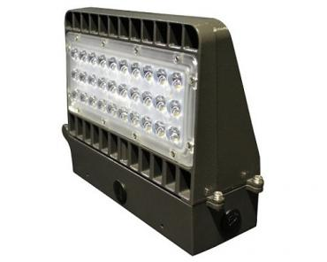 40W Small LED Wall Pack