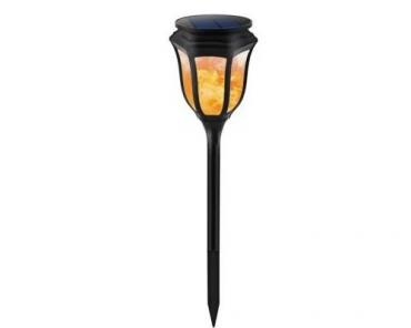 Solar Flickering Flame LED Torch Lights